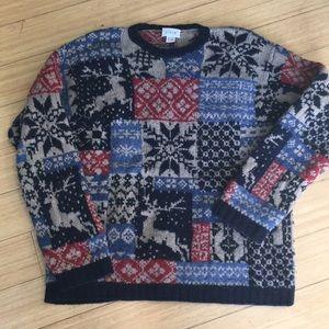 J. Crew Hand-knit sweater